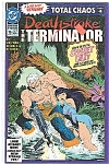 Click here to enlarge image and see more about item J1413: The Terminator - DC comics - # 15  Oct. 92