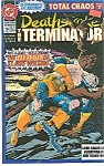 Click here to enlarge image and see more about item J1415: The Terminator =  DC comics - #   16 Nov. 1992