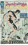 Click here to enlarge image and see more about item J1417: The Terminator -  DC comics - Part 2 -  Dec. 1992