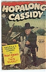 Hopalong Cassidy -  DC comics  - Nov. 1954 #95