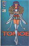 Click here to enlarge image and see more about item J1431: Tomoe = Crusade Comics Mar 1996 BLUE VARIANT Cover