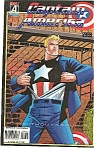 Click here to enlarge image and see more about item J1432: Captain American - Marvel comics - April 1996