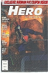 Click here to enlarge image and see more about item J1433: Hero Illustrated - # 21  SPAWN Unleashed MINT 1995