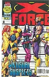 X-Force - Marvel comics - # 54    May 1996