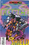 X-Force -  Marvel comics # 55   June 1996