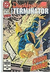 The Terminator - DC comics - # 24 Early June 1993