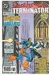 The Terminator - DC comics= # 33 Feb . 1994