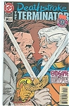 The Terminator -  DC comics - # 34 March 1994