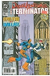 The Terminator - DC comics # 33 Feb/  1994