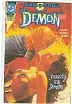 Click here to enlarge image and see more about item J1456: The Demon - DC comics -  # 17  Nov. 1991
