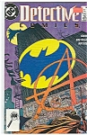 Click here to enlarge image and see more about item J1466: Detective comics -  DC comics - # 608