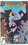 Click here to enlarge image and see more about item J1467: Detective comics DC comics - Copyright 1989 -#609