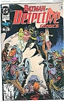 Detective comics - DC comics -  # 614  May 1990