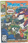 Click here to enlarge image and see more about item J1504: Ravage 2099 - Marvel comics - Feb. 1993  # 3