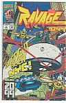 Ravage 2099 -Marvel comics - # 6 May 1993