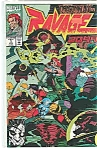 Click here to enlarge image and see more about item J1508: Ravage 2099 -Marvel comics   # 7 June 1993