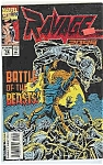 Click here to enlarge image and see more about item J1515: Ravage 2099 - Marvel comics - # 18  May 1994