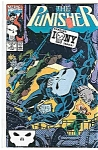 Click here to enlarge image and see more about item J1528: The Punisher - Marvel comics =  # 41  Oct. 1990