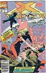 X-Factor - Marvel comics - May # 54  1990