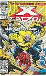 X-Factor - Marvelcomics-# 84 Nov.  1992