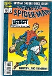 Click here to enlarge image and see more about item J1557: Spiderman - Marvel comics - # 388 April 1994