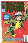 Click here to enlarge image and see more about item J1579: Rogue - Marvel comics - Jan. 1995  # l