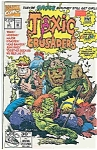 Click here to enlarge image and see more about item J1580: Toxic Crusaders - Marvel coics - # l May 1992