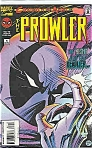 The Prowler -Marvel comics - # l Nov. 1994