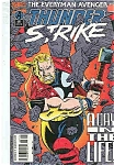 Thunder strike - Marvel comics - # 19  Aprl 1995