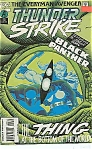 Thunder strike - Marvel comics - # 20 May 1995