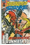 Thunder strtike - Marvel comics - # 22 July 1995