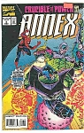 Annex - Marvel comics - # 4 Nov. 1994