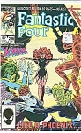 Fantastic Four -Marvel comics -  # 286  Jan. 1986