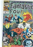 Fantastic Four - Marvel comics - #349  Feb. 1991