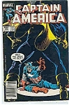 Captain America - Marvelcomics -  # 296 Aug. 1984