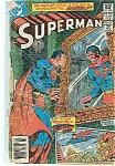 Click here to enlarge image and see more about item J1626: Superman - DC comics -  Feb.  1982  - # 368