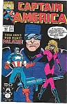 Click here to enlarge image and see more about item J1629: Captain America - Marvel comics - # 381 Jan. 1991