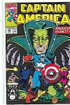 Click here to enlarge image and see more about item J1631: Captain america - Marvel comics - # 382 Feb. 1991