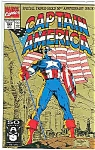 Click here to enlarge image and see more about item J1632: Captain America - Marvelcomics - # 383 March 1991