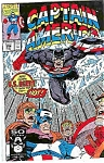 Captain America - Marvel comics - # 386 June 199l