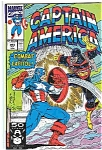 Click here to enlarge image and see more about item J1636: Captain America - Marvel comics - #393 Oct. 1991
