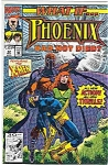 Click here to enlarge image and see more about item J1642: Phoenix - Marvel comics   # 32 Dec.1991