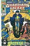 Click here to enlarge image and see more about item J1653: Guardians Galaxy - Marvel comics - # 15 Aug. 1991