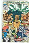 Click here to enlarge image and see more about item J1654: Guardians of the Galaxy - Marvelcomics - # 19 Dec. 1991