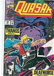 Quasar - Marvel comics - Oct.1992  # 39