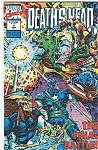 Click here to enlarge image and see more about item J1669: Death's Wish - Marvel comics - # 4 June 1992