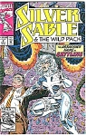Silver Sable - Marvel comics - # 2 July 1992