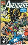 Click here to enlarge image and see more about item J1686: Avengers - Marvel comics = #330  March 1991