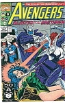 Avengers - Marvel comics - # 337 Sept. 1991