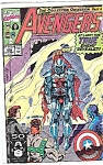 Avengers - marvel comics - # 338 Sept. 1991